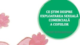 """Broșură a organizației """"La Strada"""""""