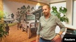 Բարթ Յենսեն, «Բժիշկներ առանց սահմանների» կազմակերպության ներկայացուցիչ, արխիվ