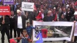 Protesta e opozitës