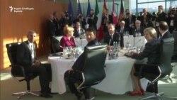 Обама и европските лидери за зајакнување на НАТО