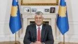 President of Kosovo, Hashim Thaci
