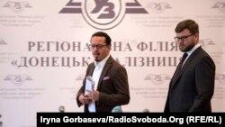 Бальчун на посаді керівника «Укрзалізниці»