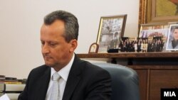 Претседателот на Собранието Трајко Вељаноски