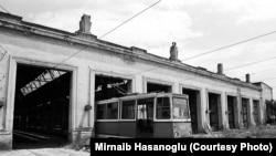 Бакудің соңғы трамвайы
