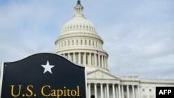 Капитолий в Вашингтоне – место заседаний двух палат Конгресса США