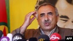 Лидер Рабочей партии Курдистана Мурат Карайлян.