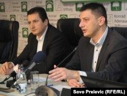 Konferencija o klimatskim promjenama i reformama u skladu sa EU zakonodavstvom, Podgorica, 15. decembar 2011
