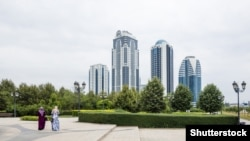 Город Грозный (архивное фото)