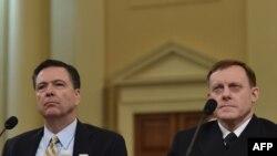 Istraga o eventualnoj umiješanosti Rusije u američke predsjedničke izbore: James Comey i Mike Rogers pred članovima Komiteta za obavještajne djelatnosti