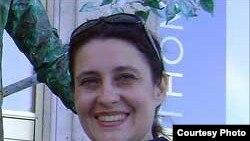 Журналист Ольга Фозилова