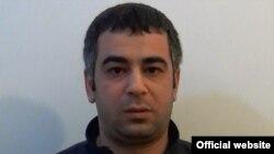 Задержанный подозреваемый Ованнес Мурадян