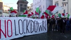 Ковид 19: Рестрикции, протести, вакцина сè уште нема