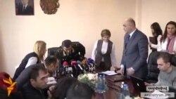 Արմեն Մարտիրոսյան․ Երբ ջրերը հանգստանան, Պողոսյանը ավելի բարձր պաշտոնի կնշանակվի