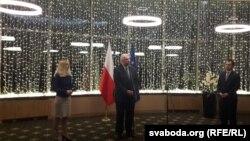 Міністар замежных справаў Польшчы Вітальд Вашчыкоўскі