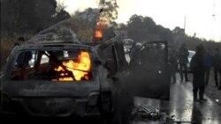 Abkhaz Leader Escapes Assassination