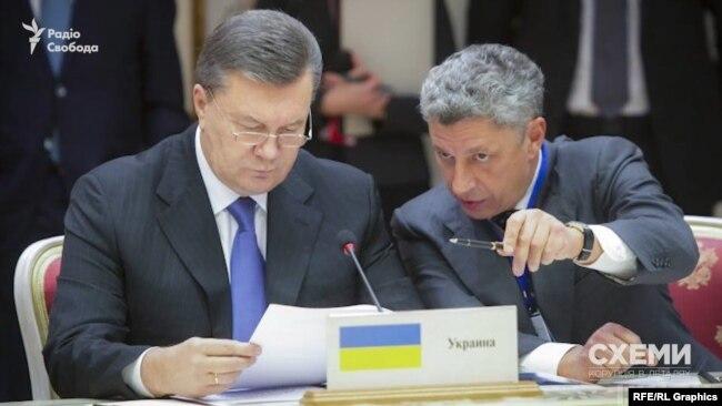 Соратник Фірташа Юрій Бойко був міністром енергетики за часів Януковича