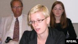 Марина Литвинович: «Народ начинает на добровольных началах заниматься общественной деятельностью»