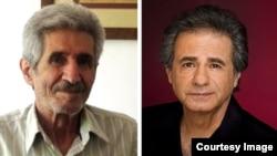 عارف خواننده و محمدعلی شیرازی ترانه سرا