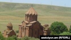 Armenia - The 11-13th century Marmashen Monastery in Shirak region.