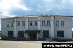 Адміністрацыйны будынак Шумілінскага «райпо»