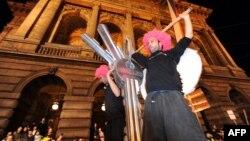 Празднование 20-летия бархатной революции в 2009 году