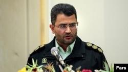 حسن مهری، رییس پلیس فرودگاه های ایران