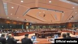 ევროპის კავშირის საგარეო საქმეთა მინისტრების შეხვედრა