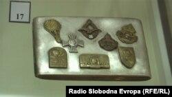 Експонати во Музејот на тутун во Прилеп