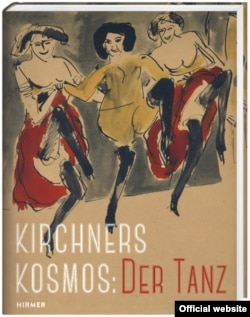 Catalogul Expoziției Kirchner publicat la Hirmer Verlag