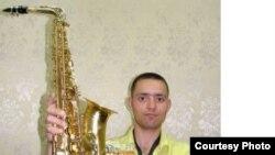 Saxofonistul Vadim Potrîmba