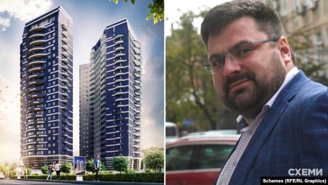 Матір керівника Управління внутрішньої безпеки Андрія Наумова змогла придбати квартиру в елітному ЖК за суму щонайменше в 4 рази менше від ринкової