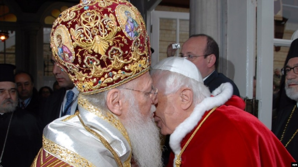 religion russian orthodox bishop discusses orthodox catholic