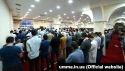Ілюстраційне фото. Перший день Рамадану в Ісламському культурному центрі в Києві, 18 червня 2015 року