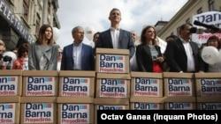 Liderul USR, Dan Barna
