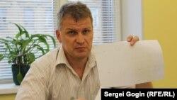 Депутат Заксобрания Ульяновской области Алексей Куринный
