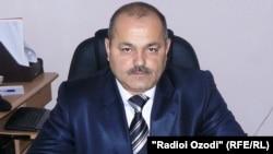 Саидғуфрони Абдулло, муовини раиси Хадамоти муҳоҷирати Тоҷикистон