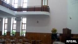 В одной из церквей в Душанбе
