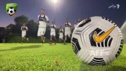 مربی تیم فوتبال افغانستان: هند چالش اصلی در پیشروی ماست