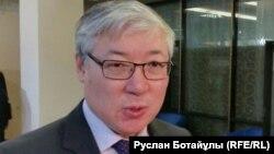 Тарихшы Берік Әбдіғали. Астана, 9 желтоқсан 2015 жыл.