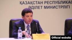Қазақстанның әділет министрі Марат Бекетаев