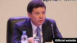 Марат Бекетаев, Қазақстан әділет министрі.