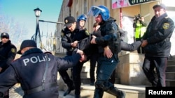 İsmayıllıda iğtişaşlar - 24 yanvar 2013