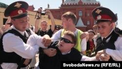 """Задержания и аресты участников """"Дня гнева"""" - обычное дело"""