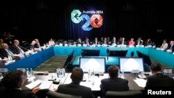 Sastanak G20 u Brizbejnu