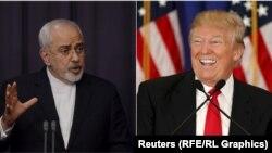 Мохаммад Джавад Заріф, Дональд Трамп