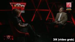 Виктор Назаров, в 2014 году заместитель начальника оперативного управления Генштаба ВСУ, во время интервью с Натальей Влащенко