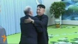 Сирия делегациясы - Пхеньянда