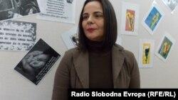 Виолета Гаџовска, директор на Центарот за социјални работи Битола.
