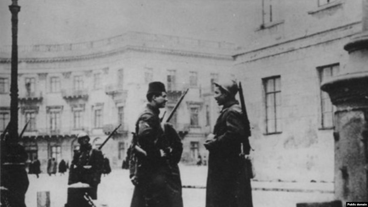 Одесса сто лет назад: как проститутки агитировали французских солдат