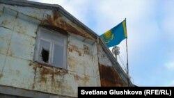 Дом Сандугаш Серикбаевой. Астана, 11 ноября 2013 года.